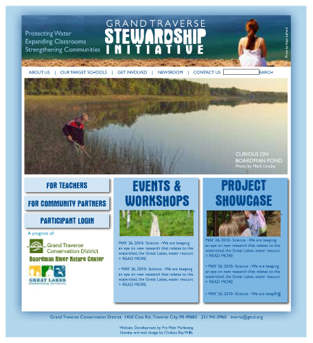 grand traverse stewardship initiative
