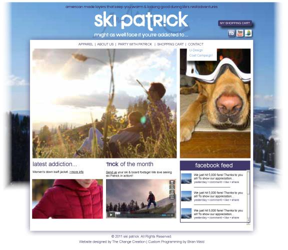 ski patrick