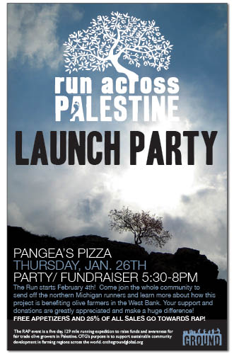 Run Across Palestine