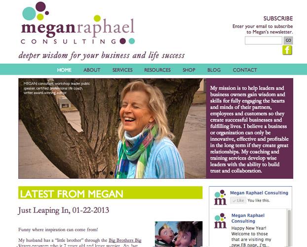 Megan Raphael Consulting