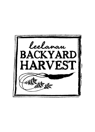 Leelanau Backyard Harvest