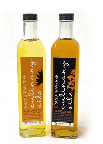 Grand Traverse Culinary Oils