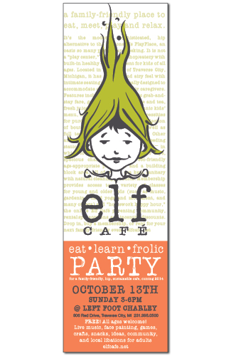 Elf: eat. learn. frolic.