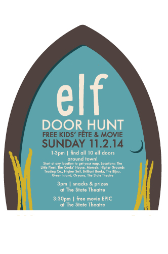 Elf Door Hunt